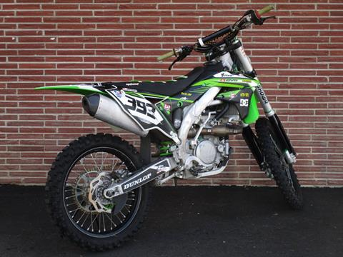 2016 Kawasaki KX450F in Bellevue, Washington - Photo 5