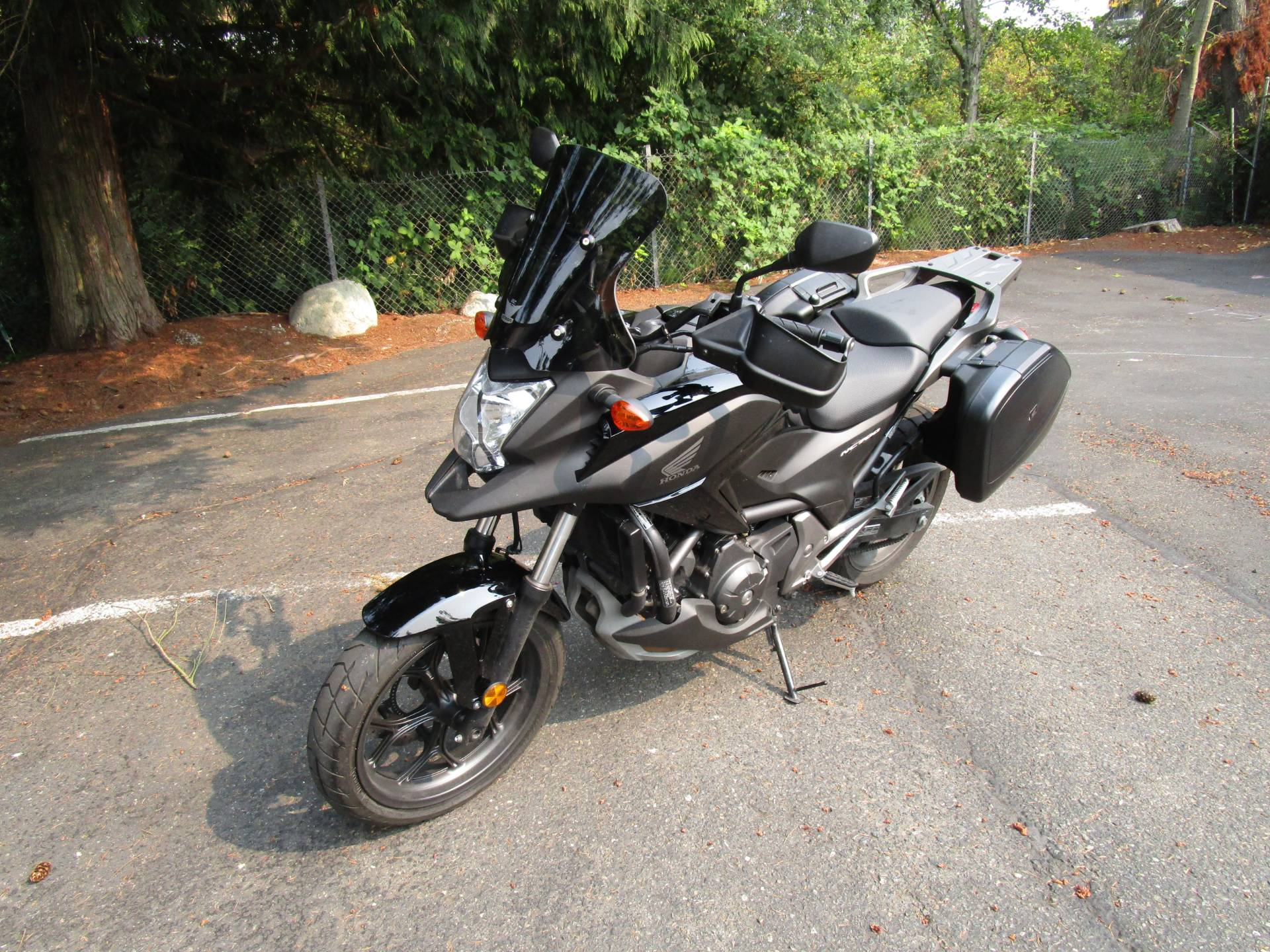 2015 Honda NC700X® DCT ABS in Bellevue, Washington