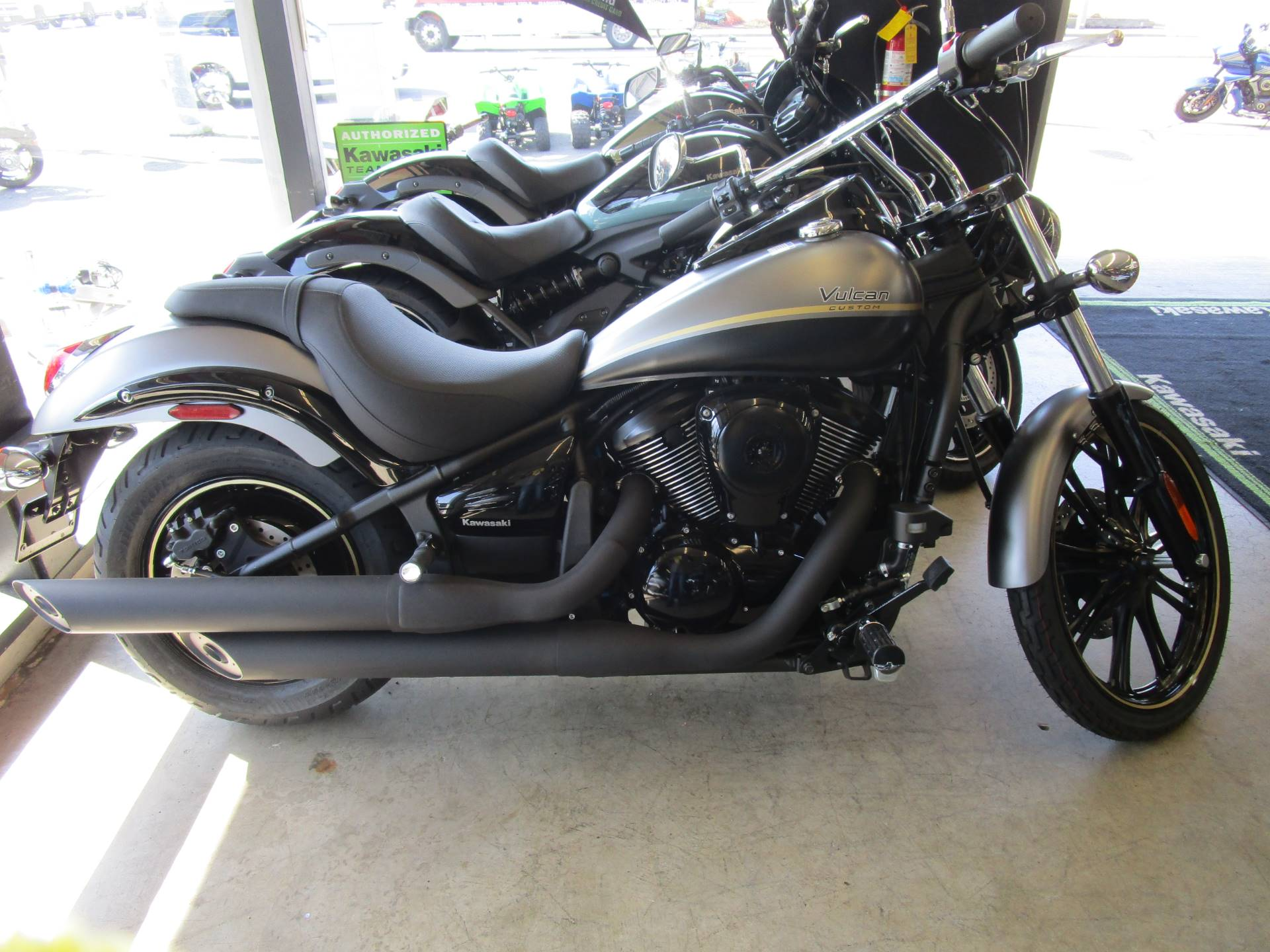 2020 Kawasaki Vulcan 900 Custom in Bellevue, Washington - Photo 1