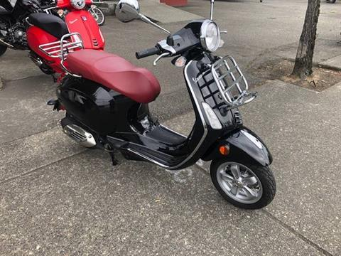 2016 Vespa Primavera 50 in Bellevue, Washington - Photo 1