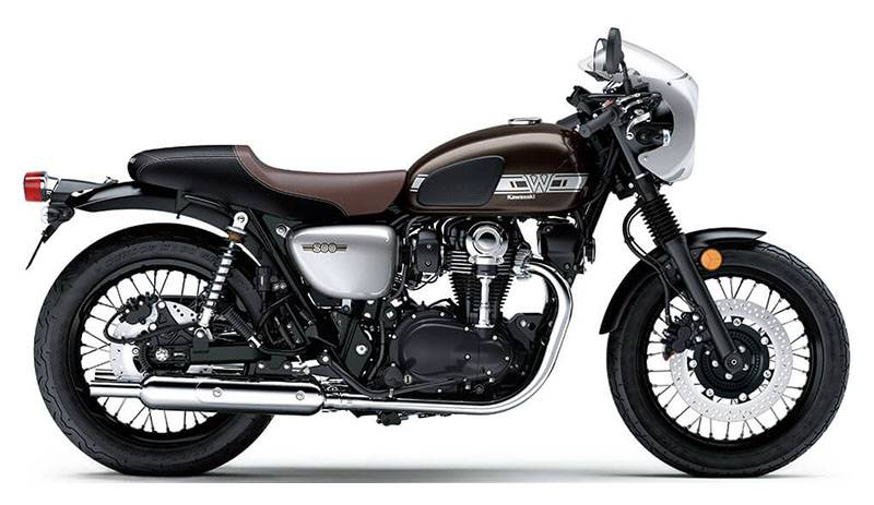2019 Kawasaki W800 Cafe in Bellevue, Washington - Photo 3
