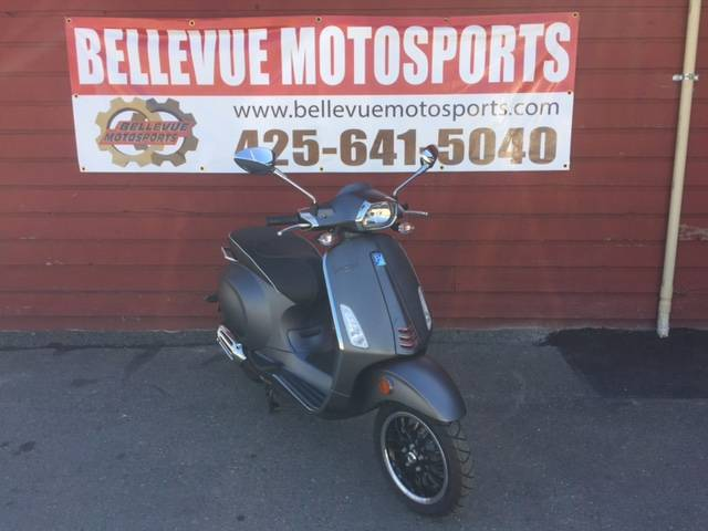 2017 Vespa Sprint S 150 in Bellevue, Washington