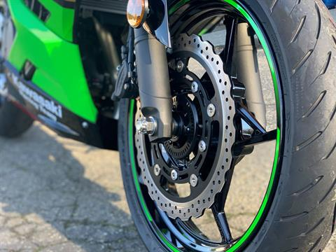 2020 Kawasaki Ninja 400 ABS KRT Edition in Bellevue, Washington - Photo 3