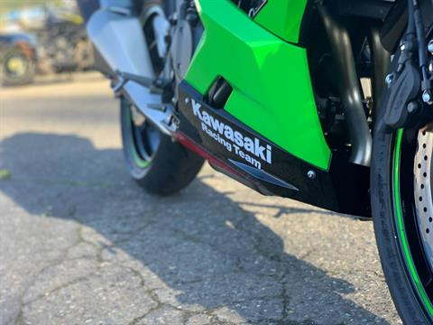 2020 Kawasaki Ninja 400 ABS KRT Edition in Bellevue, Washington - Photo 6
