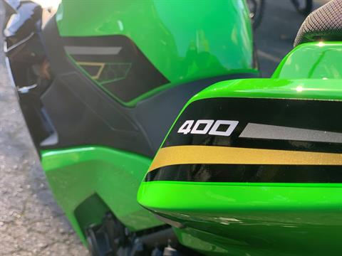 2020 Kawasaki Ninja 400 ABS KRT Edition in Bellevue, Washington - Photo 10