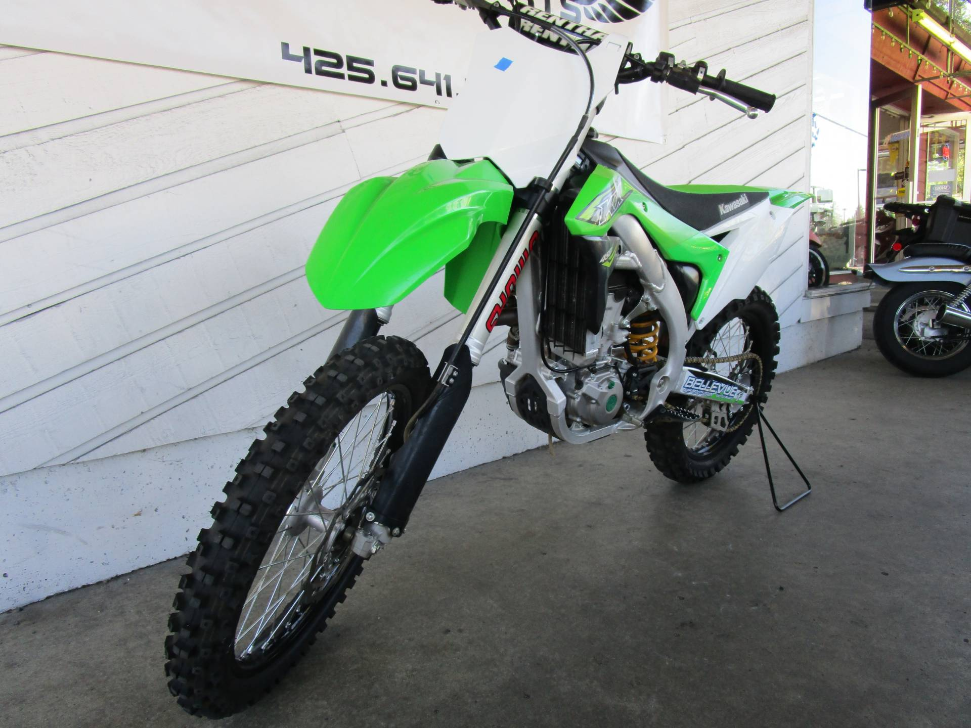 2018 Kawasaki KX 450F in Bellevue, Washington