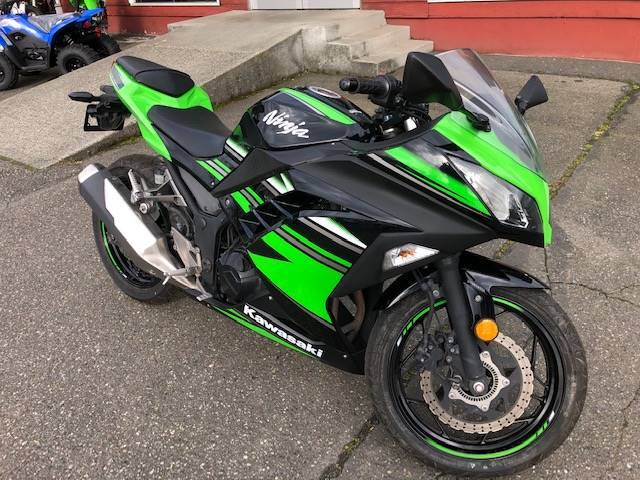 2016 Kawasaki Ninja 300 ABS KRT Edition in Bellevue, Washington - Photo 1