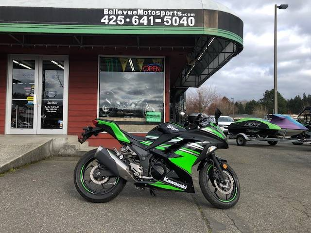 2016 Kawasaki Ninja 300 ABS KRT Edition in Bellevue, Washington - Photo 2
