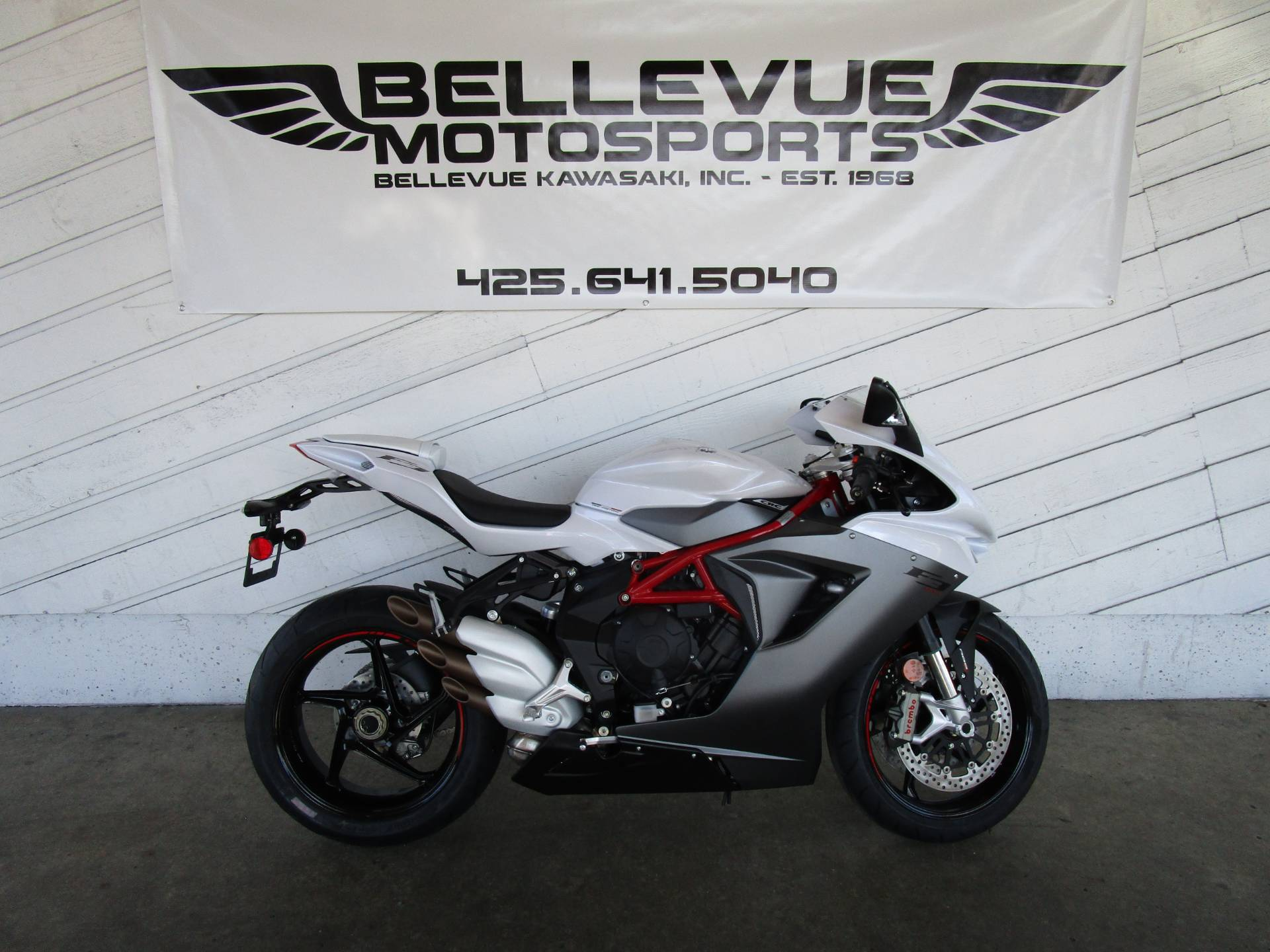 2018 MV Agusta F3 800 EAS ABS in Bellevue, Washington - Photo 1