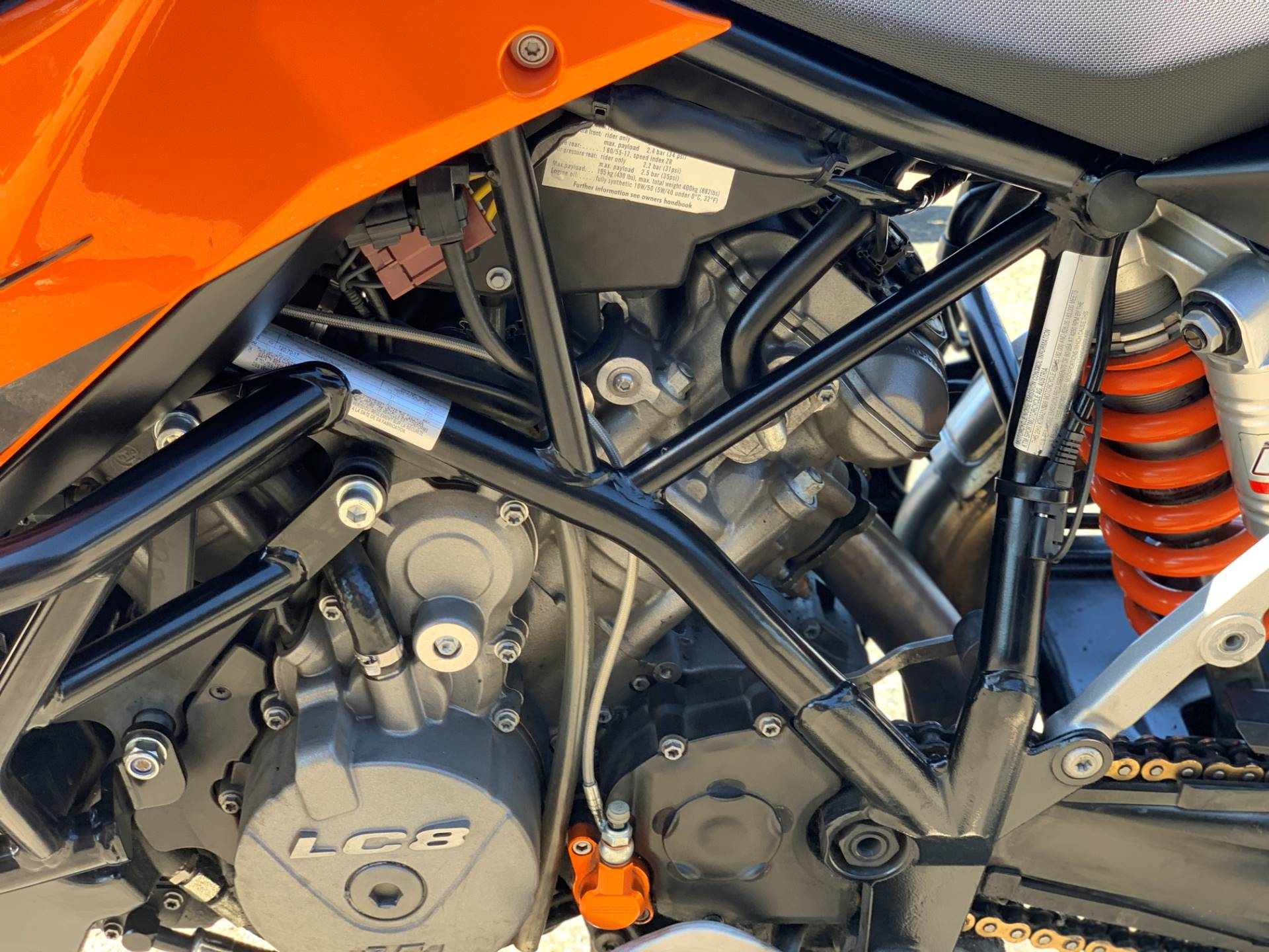 2010 KTM 990 SM T in Bellevue, Washington - Photo 13