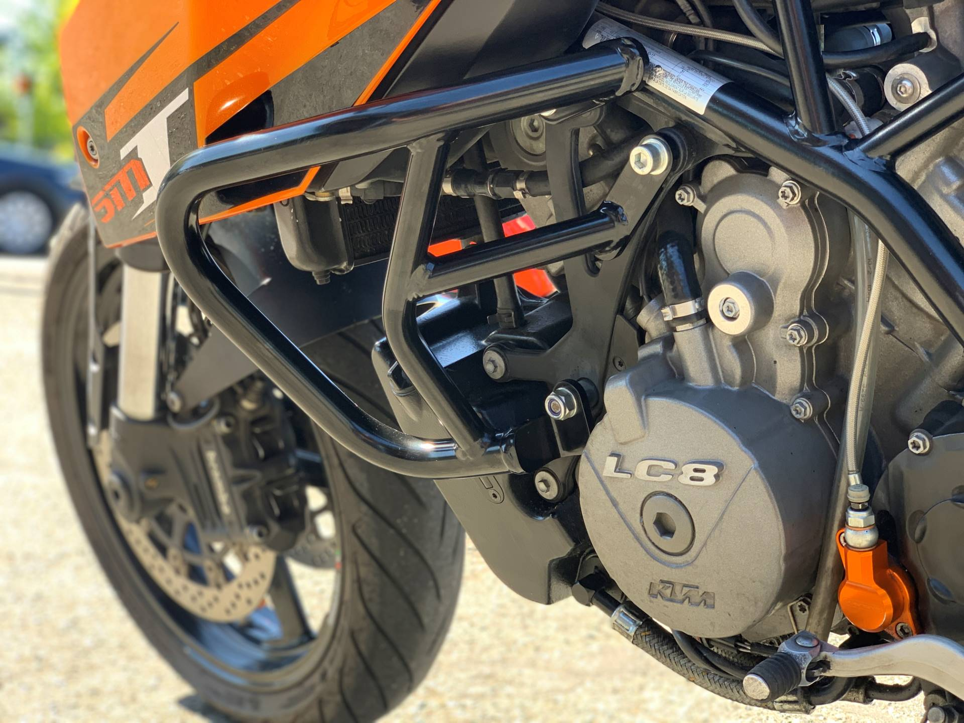2010 KTM 990 SM T in Bellevue, Washington - Photo 14