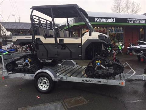 2018 Kawasaki Mule PRO-FXT RANCH EDITION in Bellevue, Washington