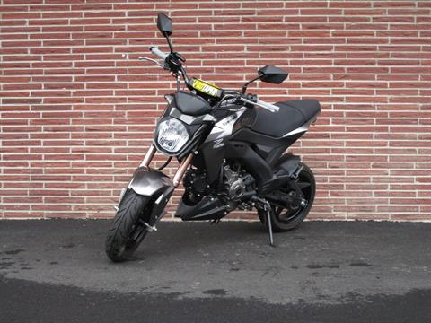 2018 Kawasaki Z125 Pro in Bellevue, Washington - Photo 3