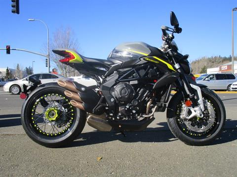 2019 MV Agusta Dragster 800 RR in Bellevue, Washington - Photo 1