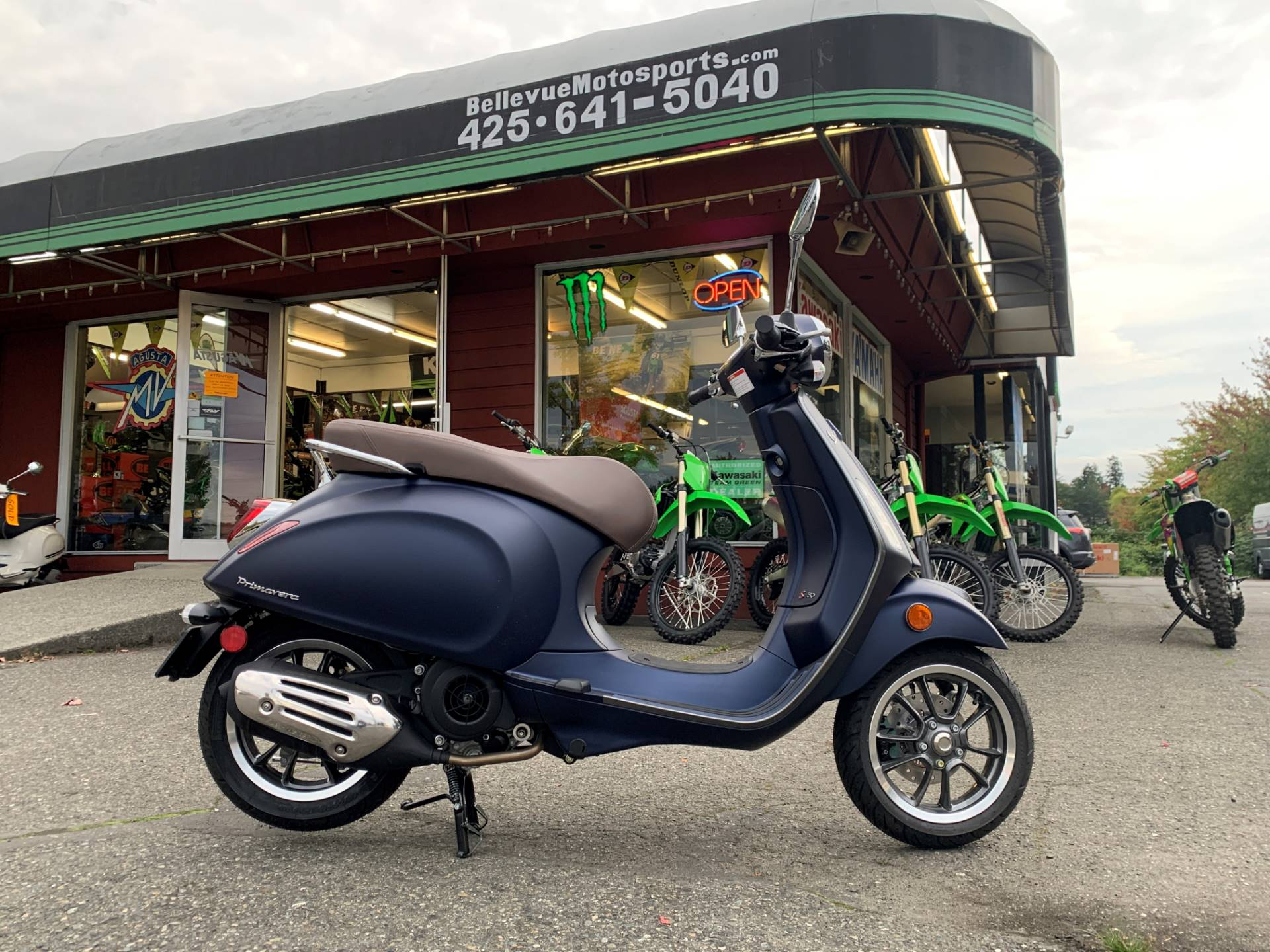 2020 Vespa Primavera 150 Sport in Bellevue, Washington - Photo 1