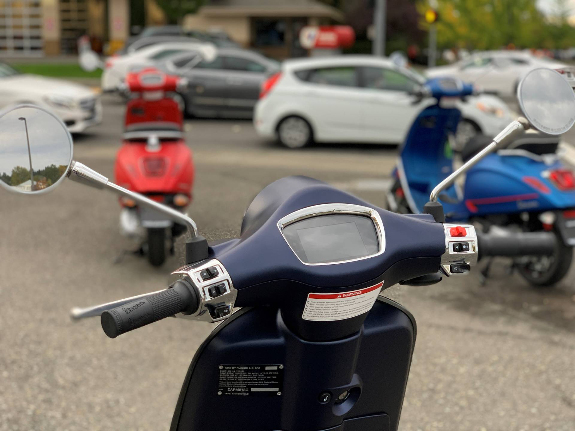 2020 Vespa Primavera 150 Sport in Bellevue, Washington - Photo 12
