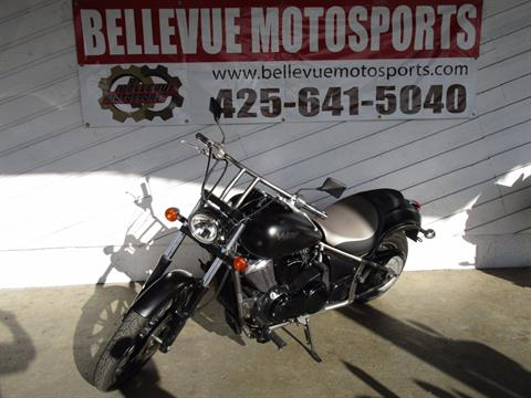 2010 Kawasaki Vulcan® 900 Custom in Bellevue, Washington