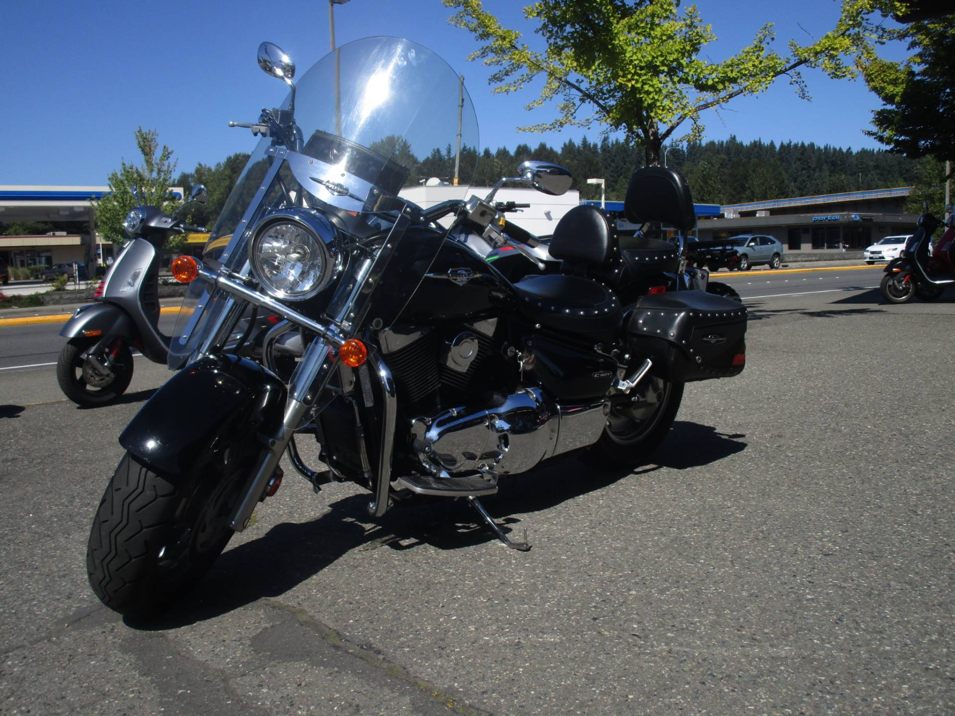 2006 Suzuki Boulevard C90T in Bellevue, Washington