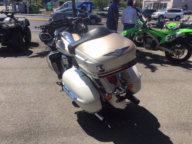 2012 Kawasaki Vulcan® 1700 Voyager® in Bellevue, Washington