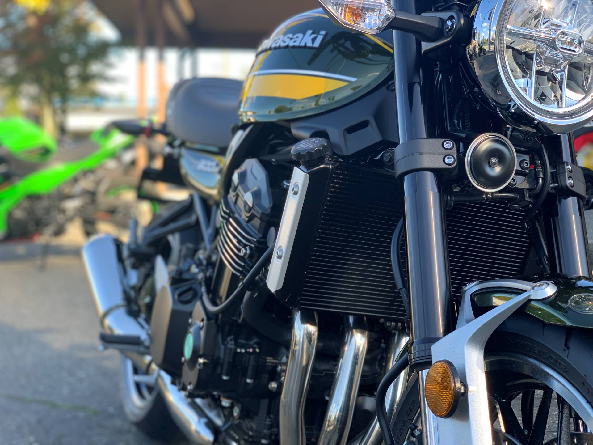 2020 Kawasaki Z900RS ABS in Bellevue, Washington - Photo 4