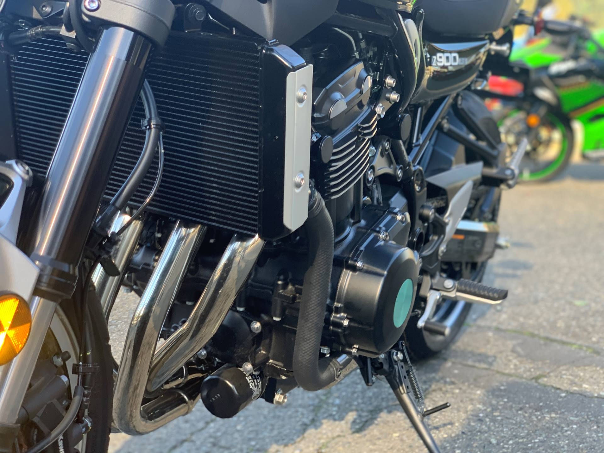 2020 Kawasaki Z900RS ABS in Bellevue, Washington - Photo 7