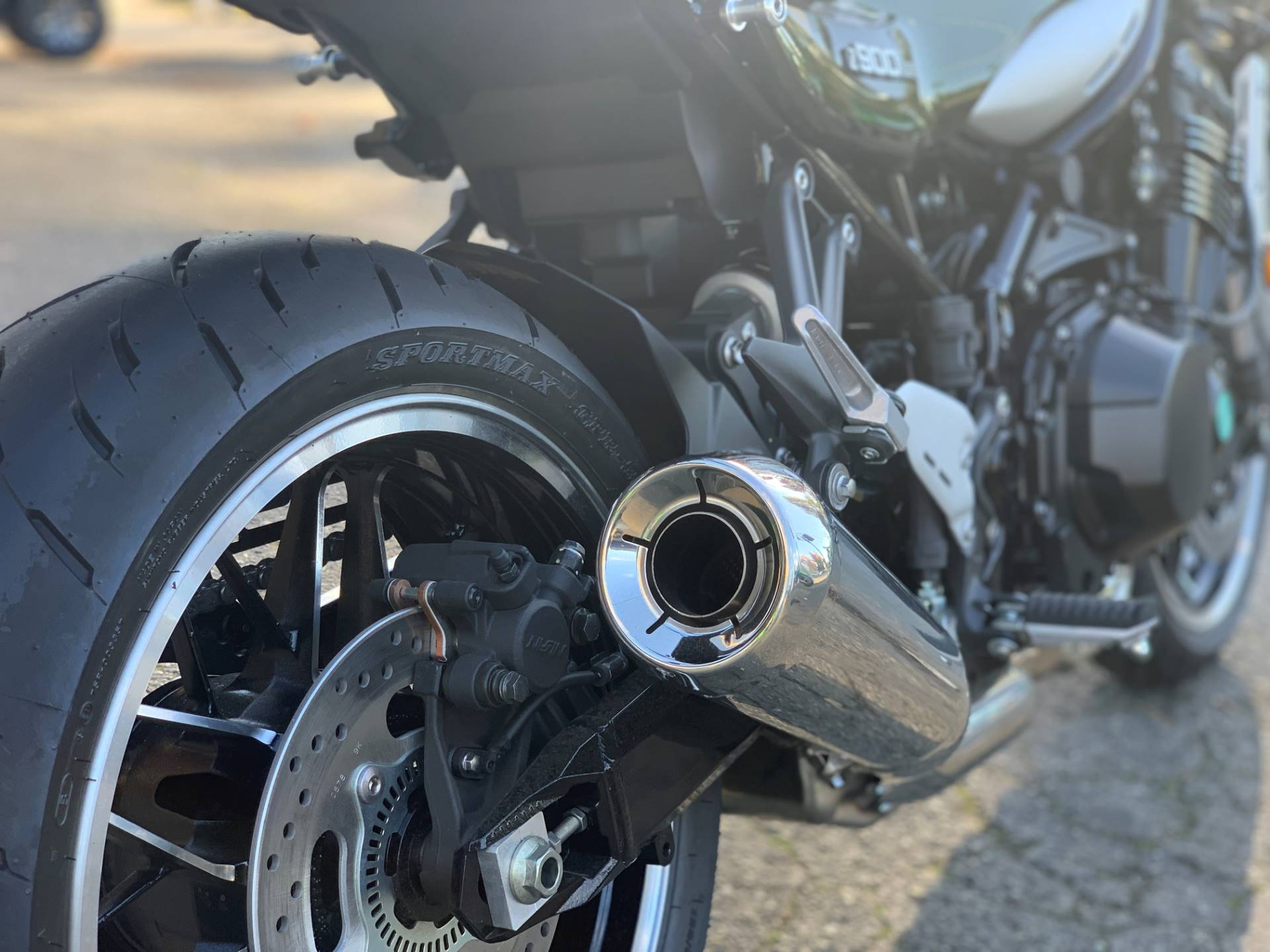 2020 Kawasaki Z900RS ABS in Bellevue, Washington - Photo 12