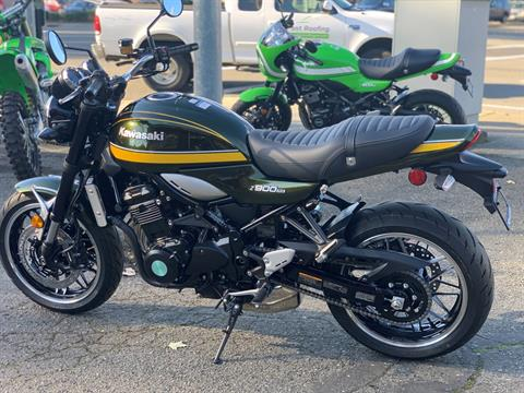 2020 Kawasaki Z900RS ABS in Bellevue, Washington - Photo 17