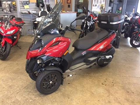 2009 Piaggio MP3 500 in Bellevue, Washington