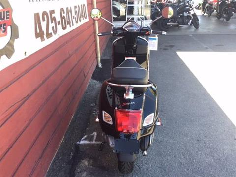 2017 Vespa GTS Super 300 in Bellevue, Washington
