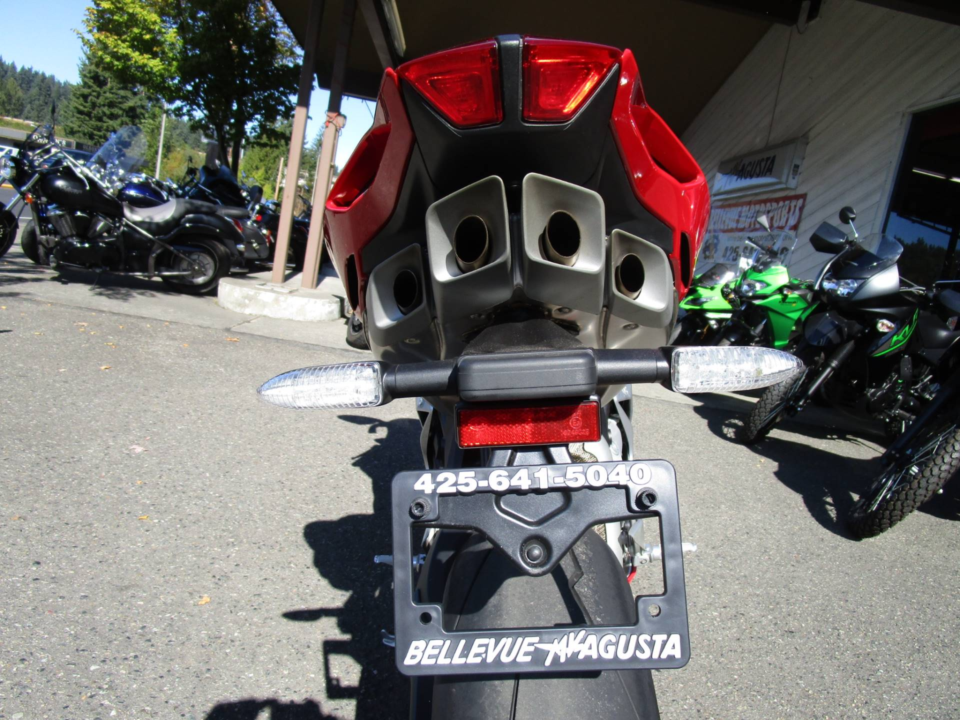 2014 MV Agusta F4 ABS in Bellevue, Washington