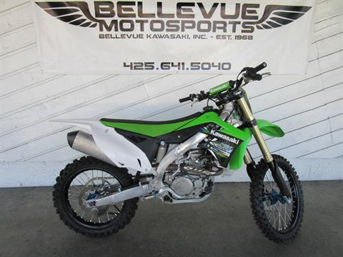 2013 Kawasaki KX™450F in Bellevue, Washington