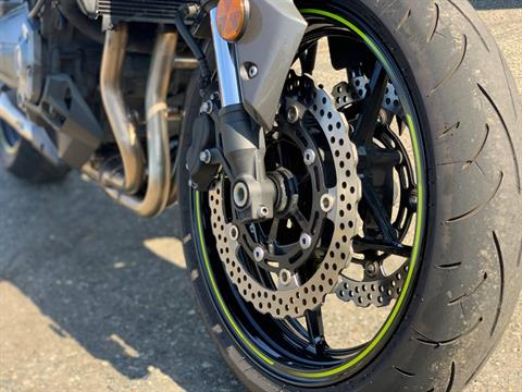 2017 Kawasaki Z900 in Bellevue, Washington - Photo 5