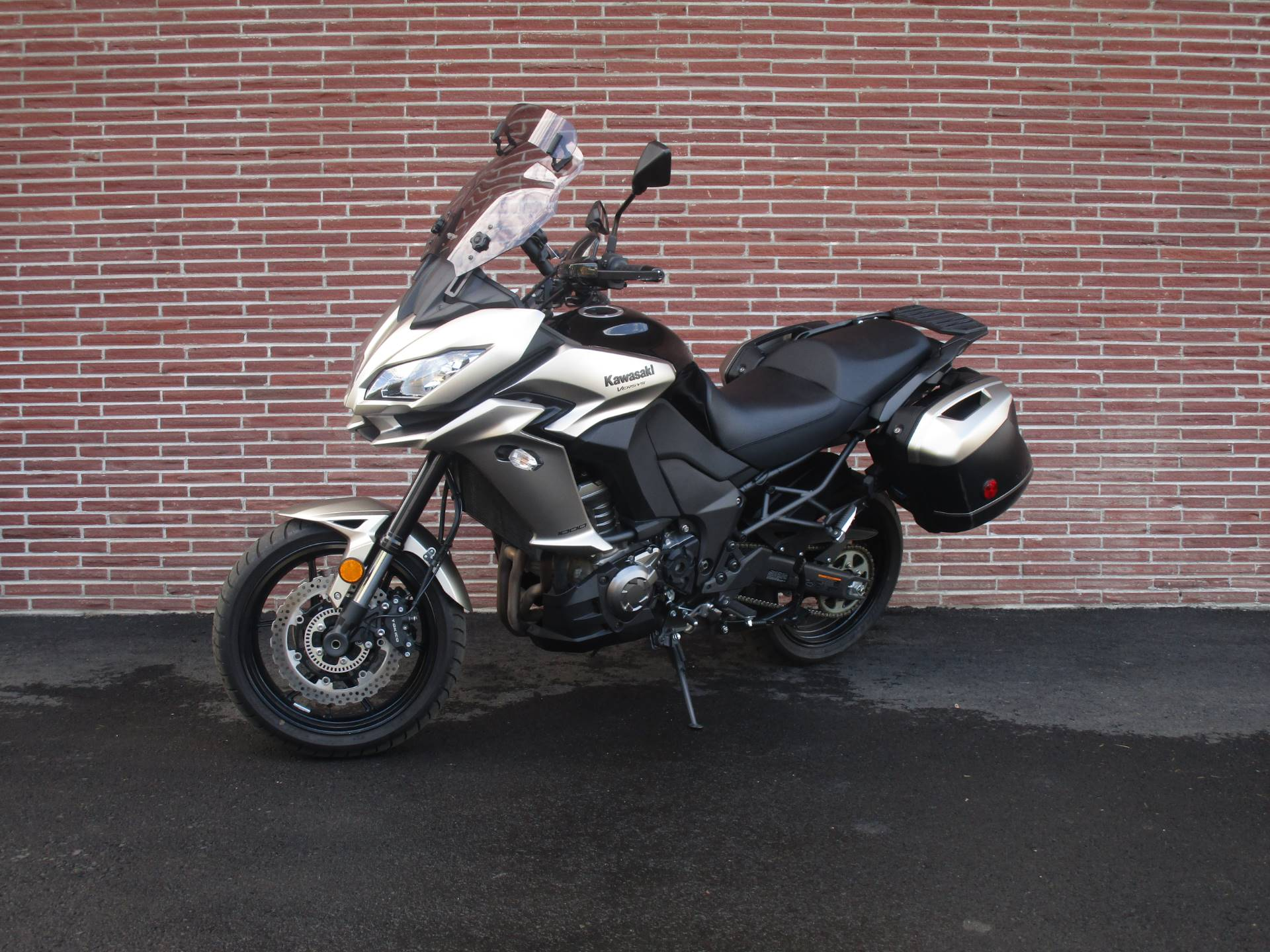 2016 Kawasaki Versys 1000 LT in Bellevue, Washington - Photo 3