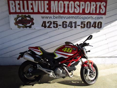 2010 Ducati Monster 696 in Bellevue, Washington