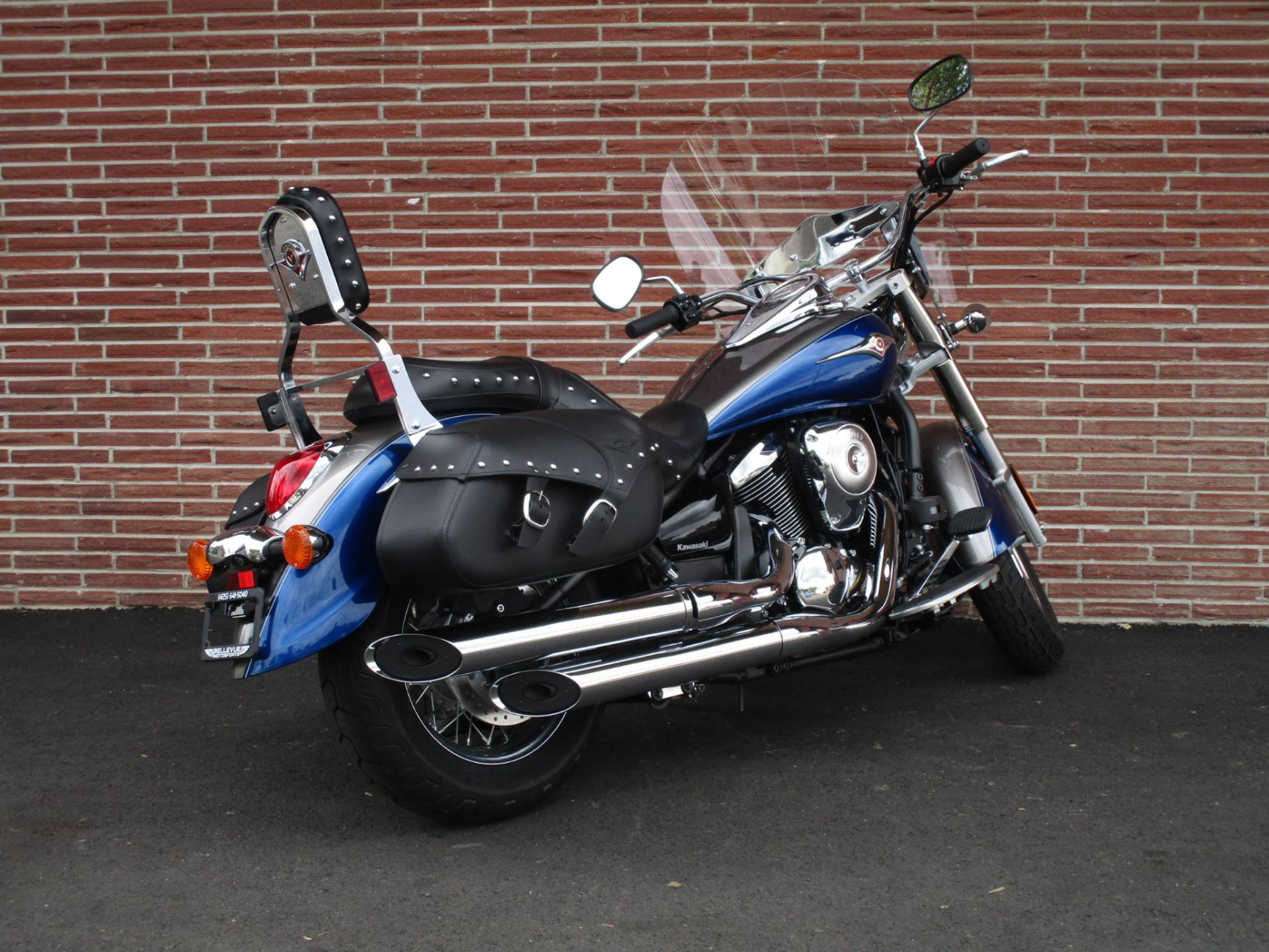 2019 Kawasaki Vulcan 900 Classic LT in Bellevue, Washington - Photo 5
