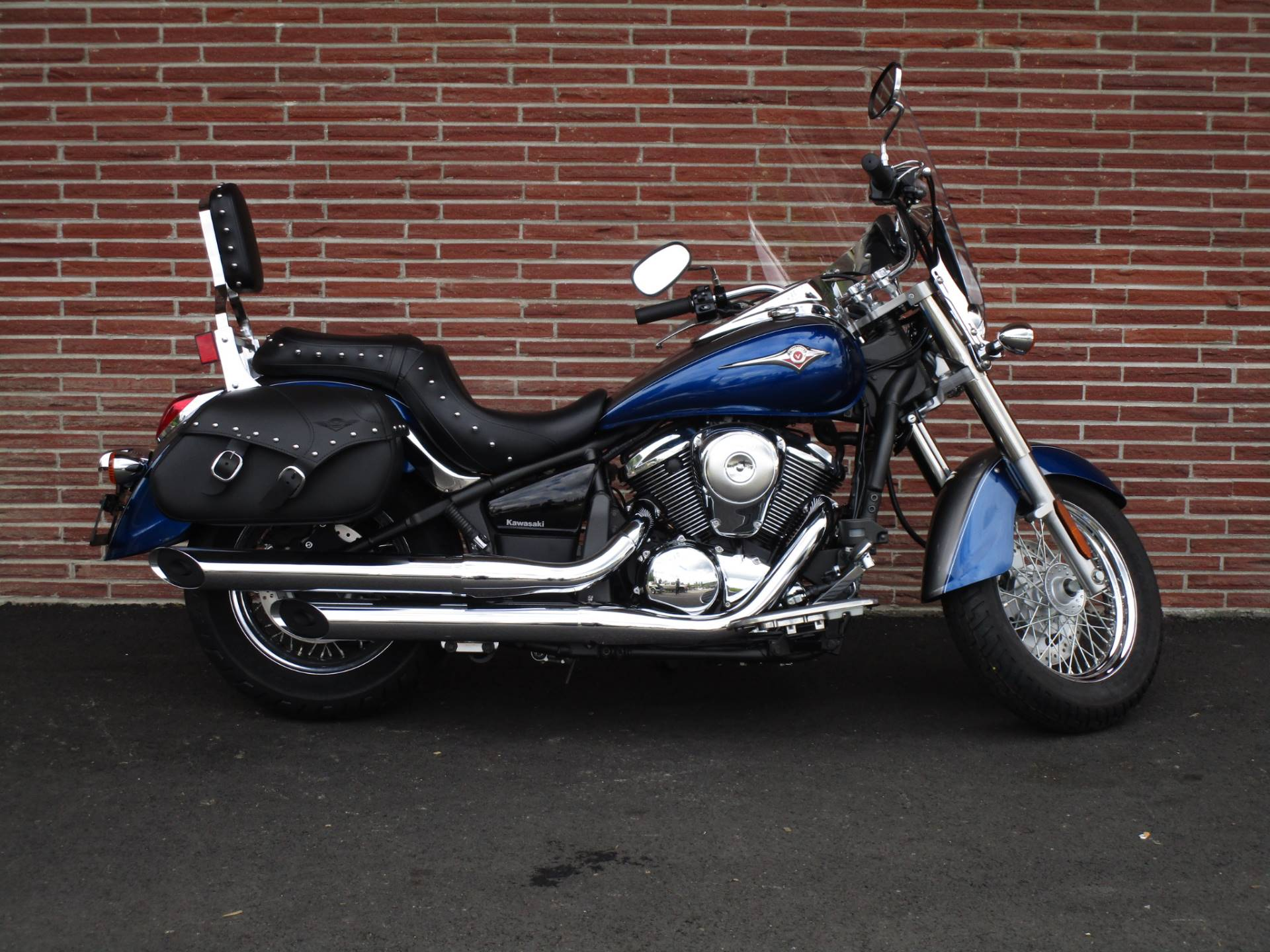 2019 Kawasaki Vulcan 900 Classic LT in Bellevue, Washington - Photo 1