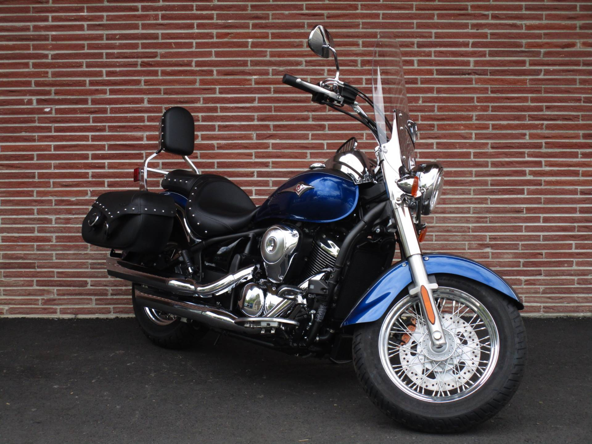 2019 Kawasaki Vulcan 900 Classic LT in Bellevue, Washington - Photo 2