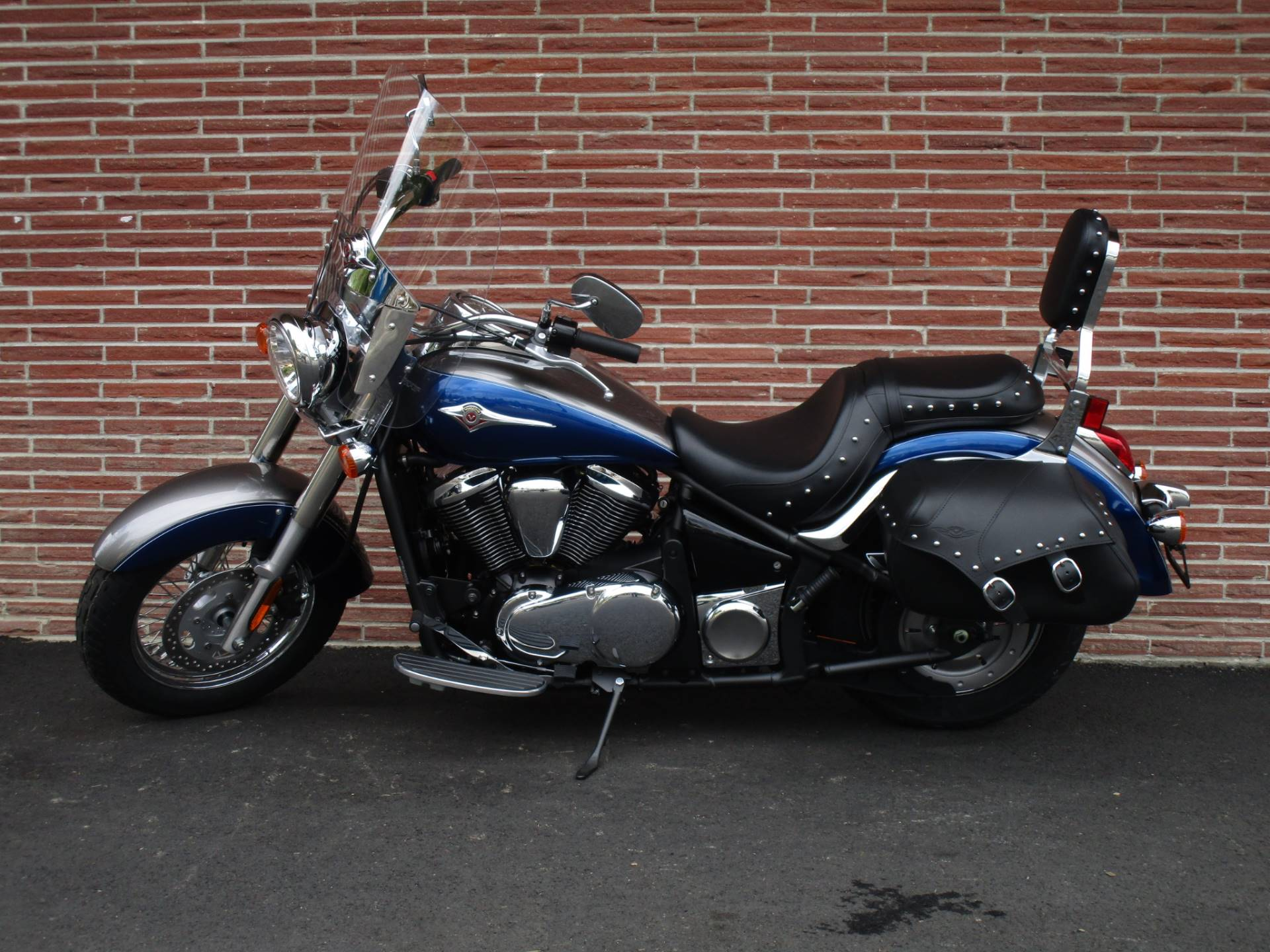 2019 Kawasaki Vulcan 900 Classic LT in Bellevue, Washington - Photo 4