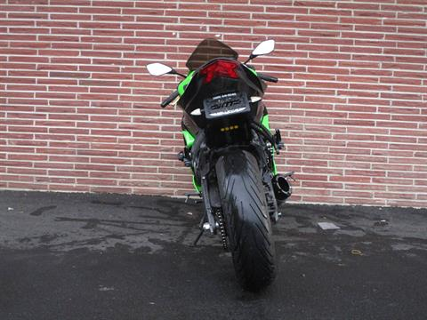2013 Kawasaki Ninja® ZX™-6R ABS in Bellevue, Washington - Photo 6
