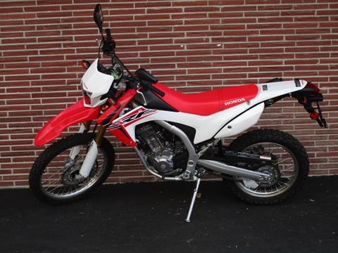 2016 Honda CRF250L in Bellevue, Washington - Photo 1