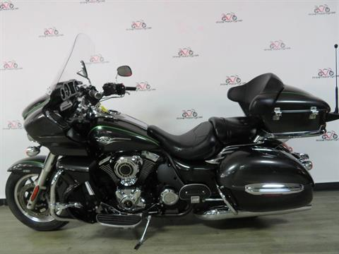 2015 Kawasaki Vulcan® 1700 Voyager® ABS in Sanford, Florida - Photo 1