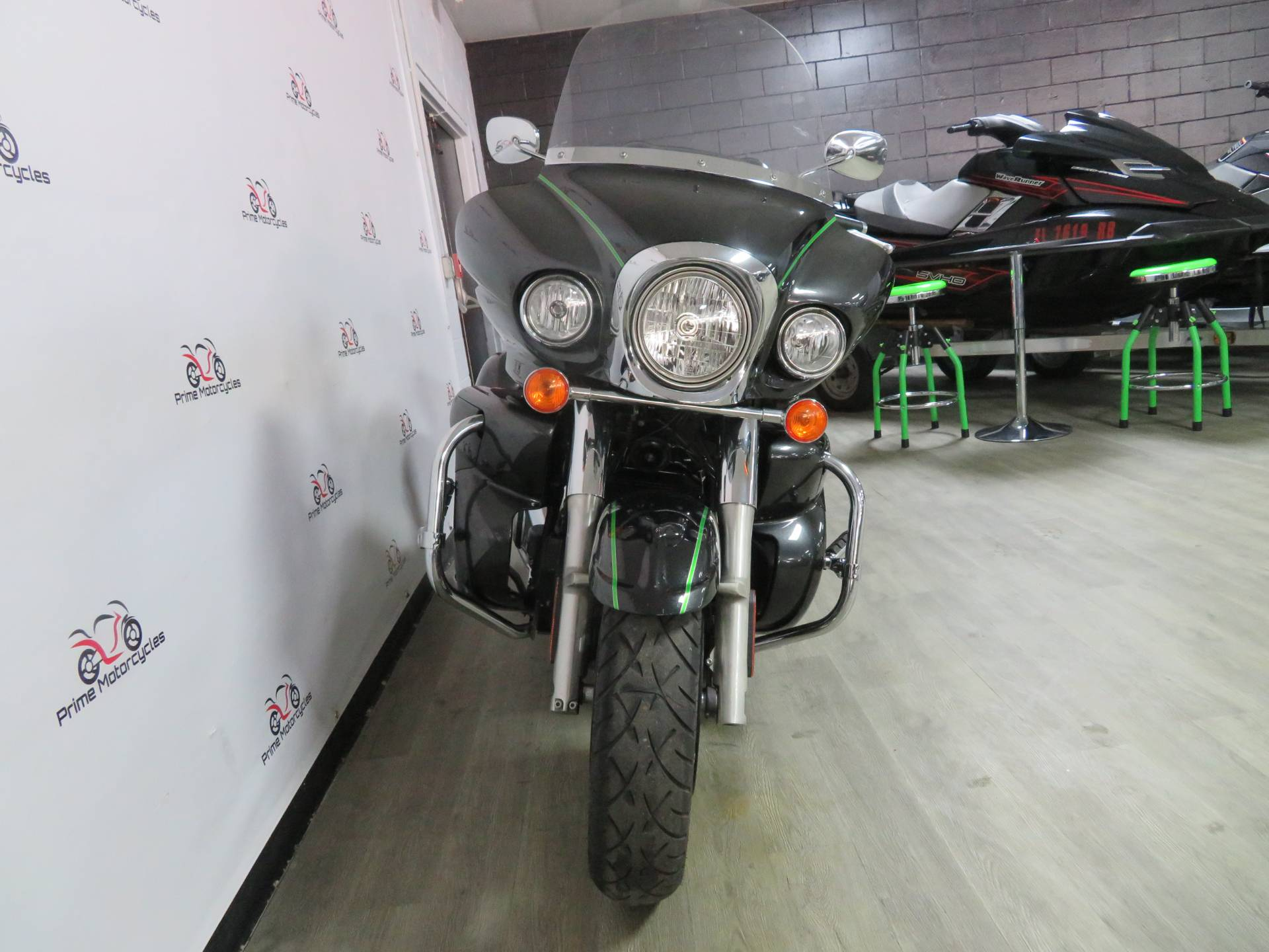 2015 Kawasaki Vulcan® 1700 Voyager® ABS in Sanford, Florida - Photo 4