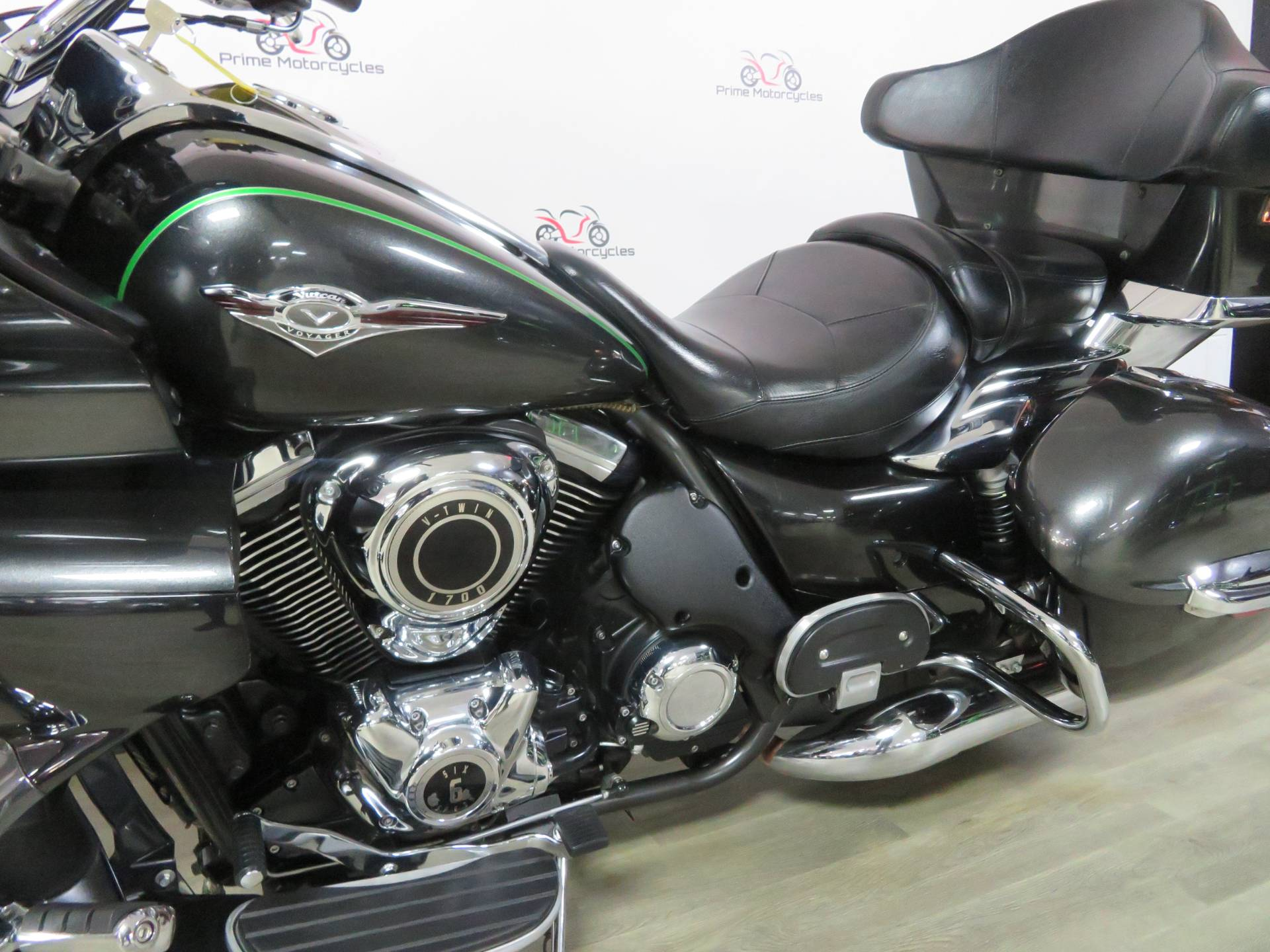 2015 Kawasaki Vulcan® 1700 Voyager® ABS in Sanford, Florida - Photo 13