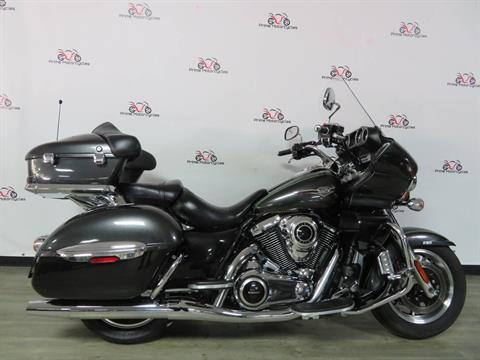 2015 Kawasaki Vulcan® 1700 Voyager® ABS in Sanford, Florida - Photo 7