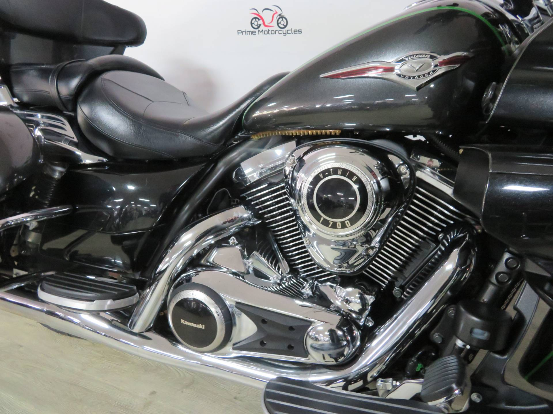 2015 Kawasaki Vulcan® 1700 Voyager® ABS in Sanford, Florida - Photo 18