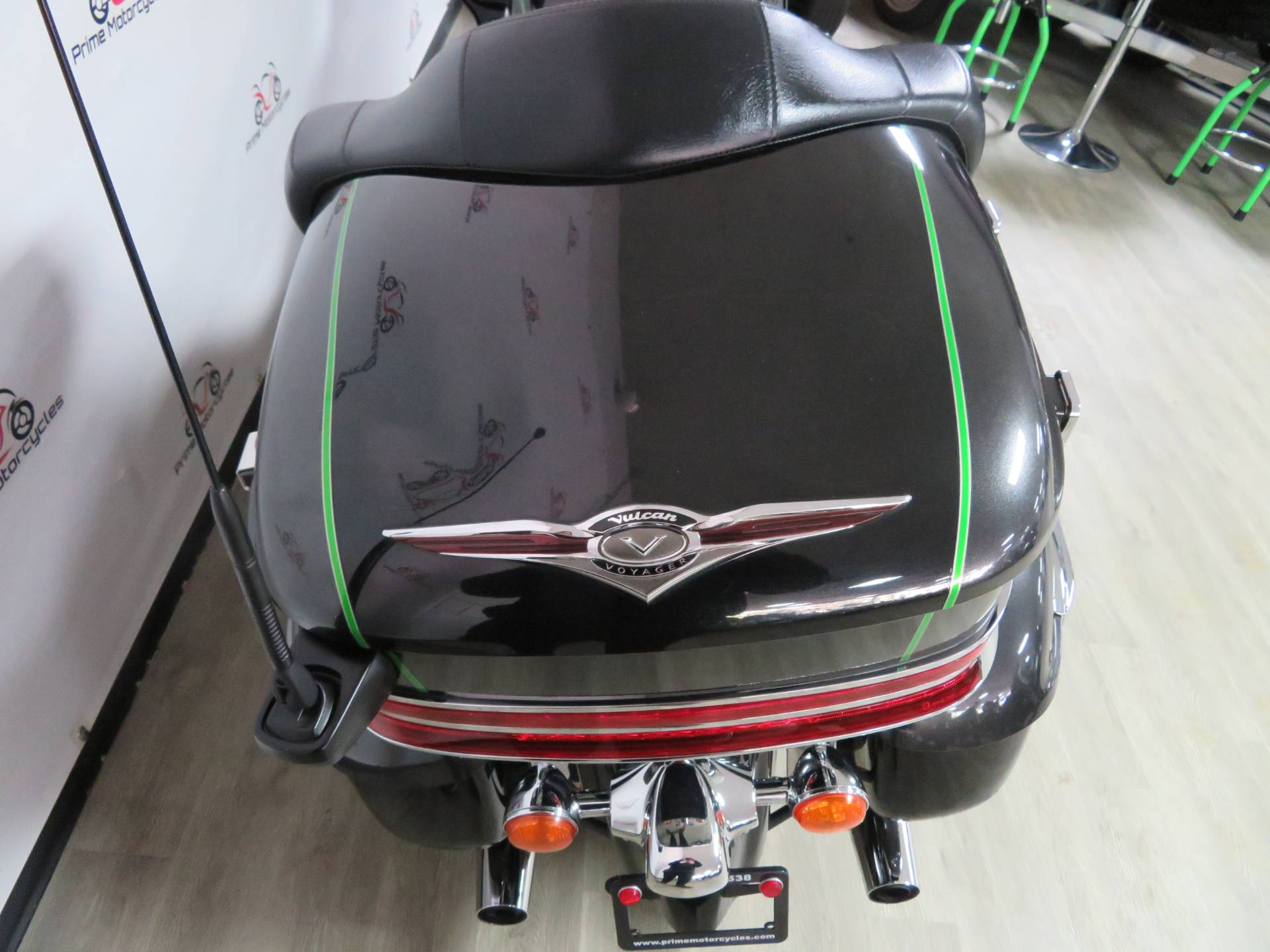 2015 Kawasaki Vulcan® 1700 Voyager® ABS in Sanford, Florida - Photo 22