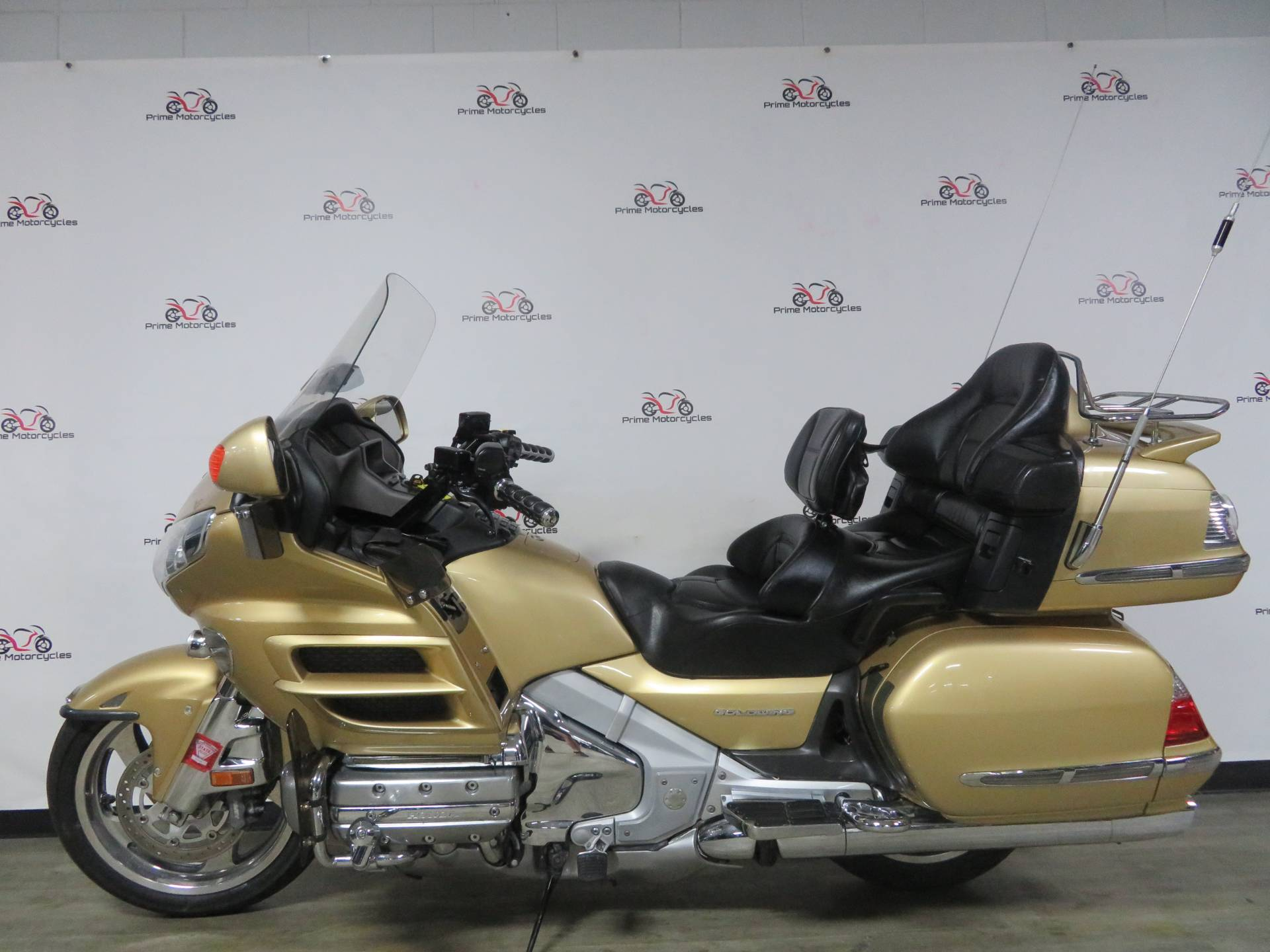 2006 Honda Gold Wing® Premium Audio in Sanford, Florida - Photo 1