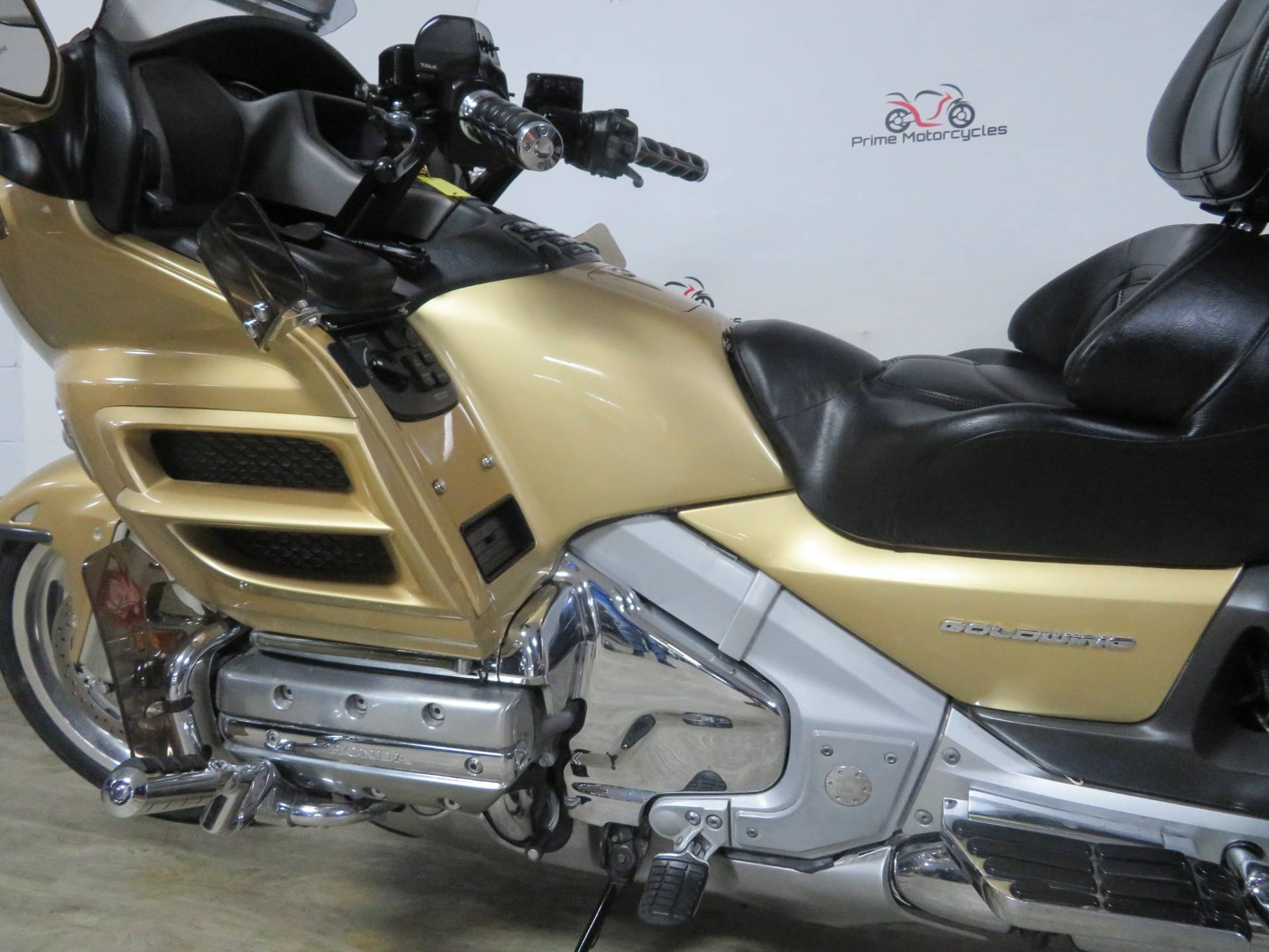 2006 Honda Gold Wing® Premium Audio in Sanford, Florida - Photo 12