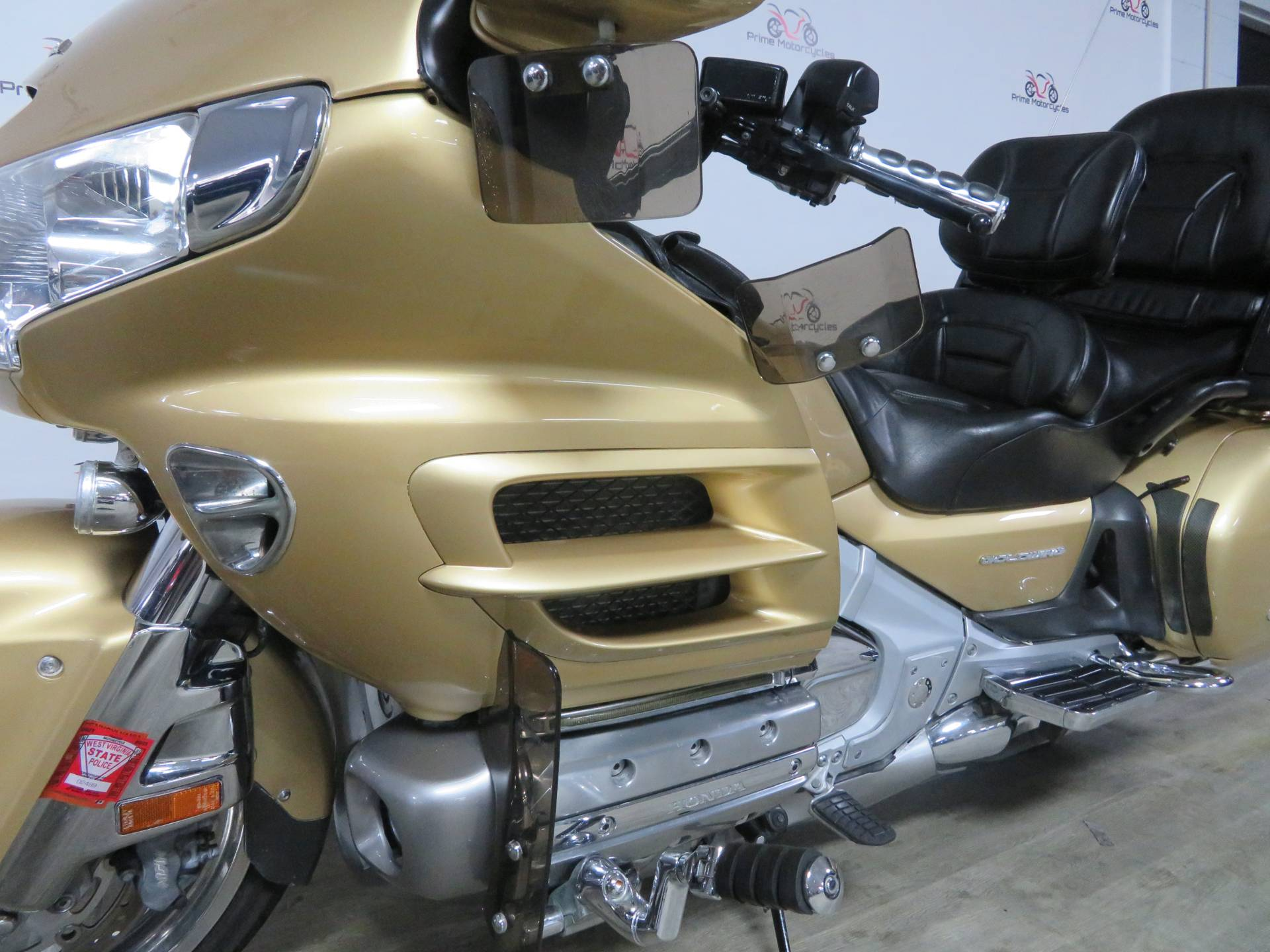 2006 Honda Gold Wing® Premium Audio in Sanford, Florida - Photo 13