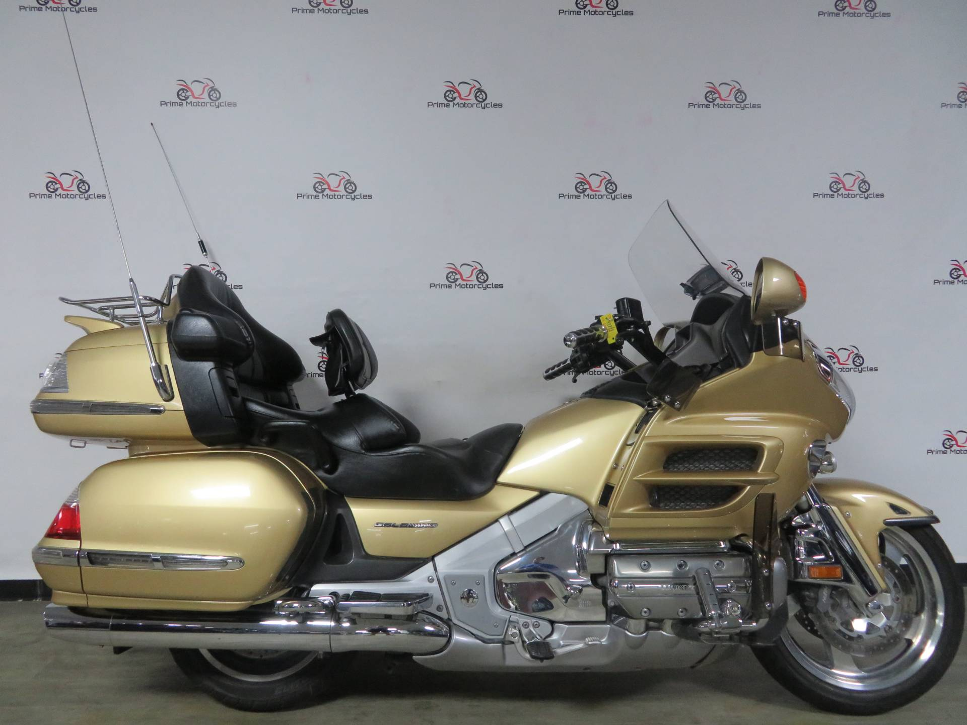 2006 Honda Gold Wing® Premium Audio in Sanford, Florida - Photo 7